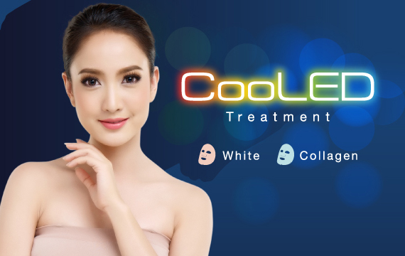 CooLED White Treatment