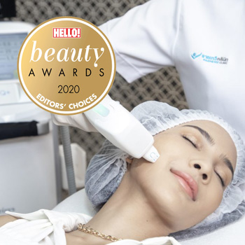 The Most Trusted HIFU Facelift Specialist 2020 โดย นิตยสาร HELLO