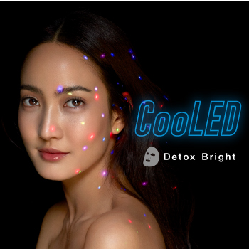 CooLED Detox Bright Treatment
