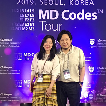 MD Codes™ Tour Asia Sub Region 2019